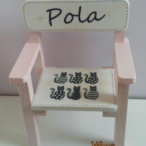 Krzesełka dla dzieci