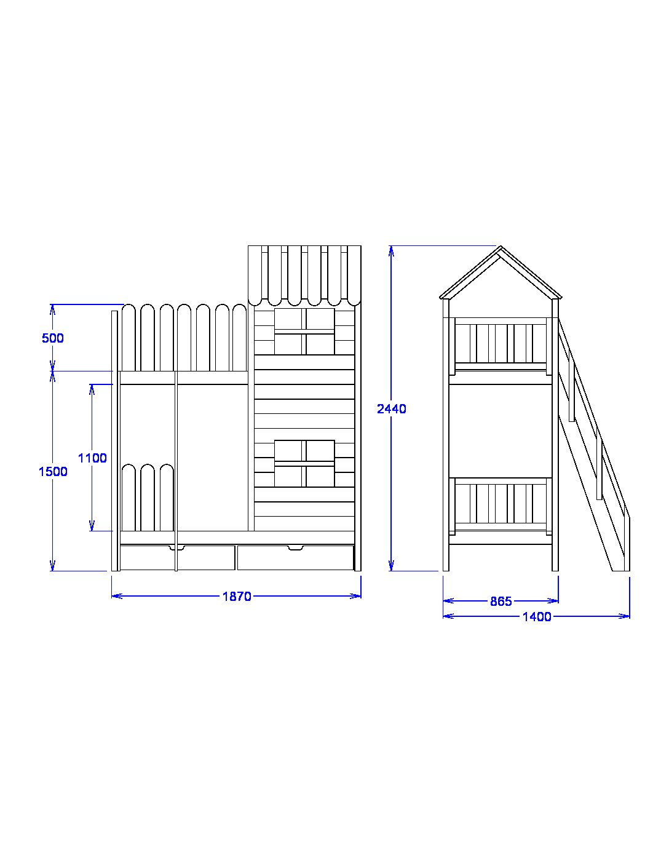 Popularne Obiekty Projekt łóżka Piętrowego Pdf Iia54 Usafrica