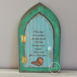 drzwi wróżki