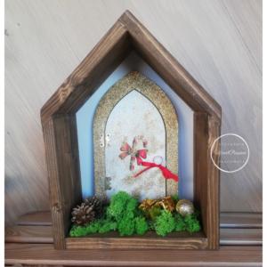 domek elfów dekoracja na boże narodzenie (4)